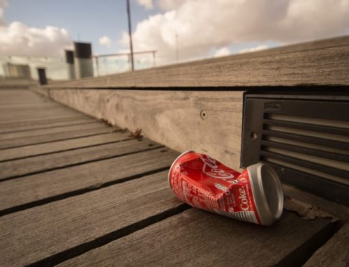 Almost 100% of aluminium cans are recycled within Europe!