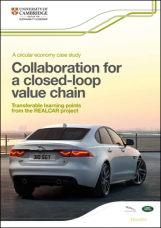 Collaboration for a closed-loop value chain