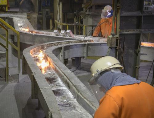 Aluminium Scrap Closed-Loop Recycling