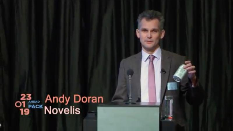 Andy Doran Novelis