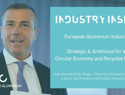 Emilio Braghi on Ambitious Recycling Targets for the Aluminium Industry