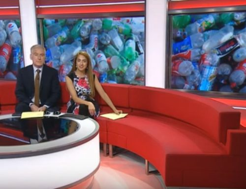 Andy Doran Discusses the Benefits of Aluminum Recycling with BBC North West Tonight