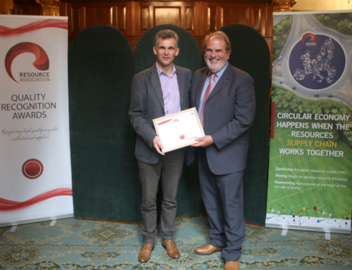 High-Quality Recycling Celebrated at Resource Association Annual Lecture and Awards Ceremony
