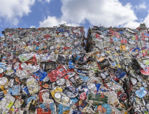 Recycling in a time of crisis… thoughts from Andy Doran, Senior Manager, Sustainability and Recycling Development, Novelis