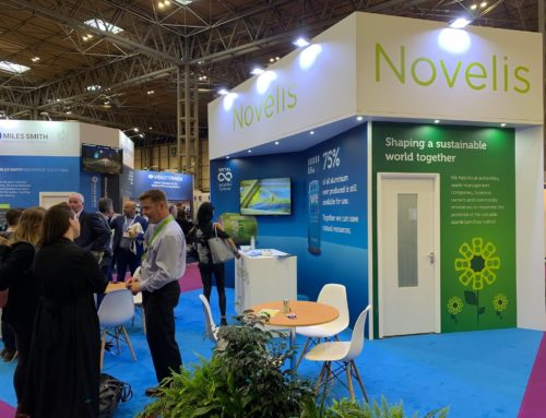 Shaping a sustainable future at RWM 2019