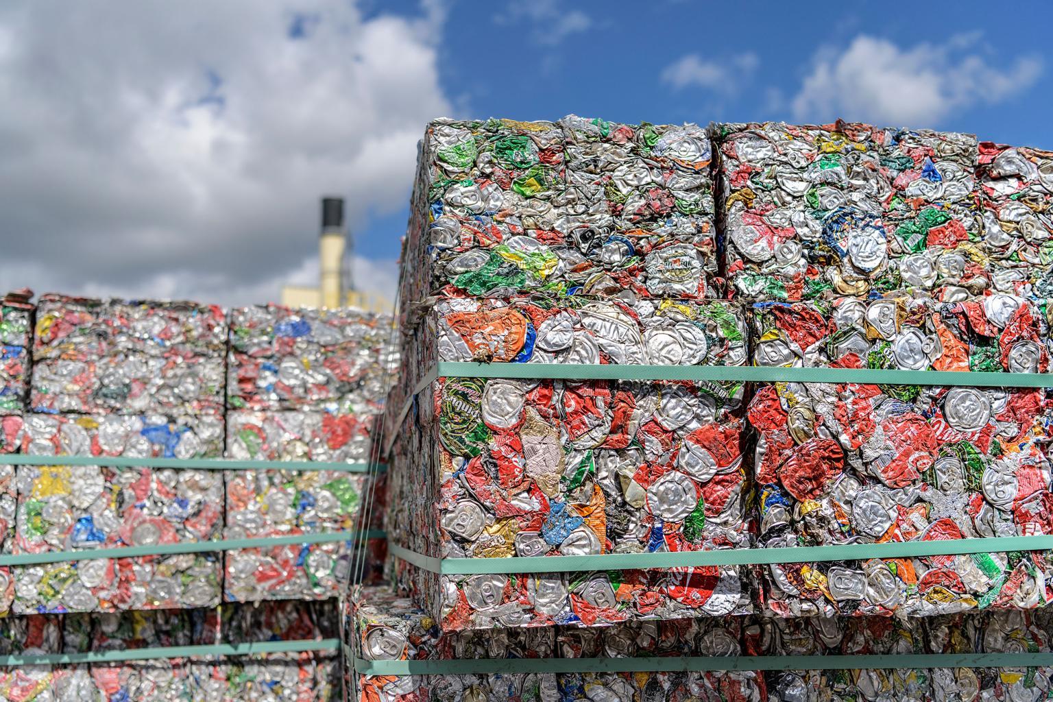 aluminium packaging recycling